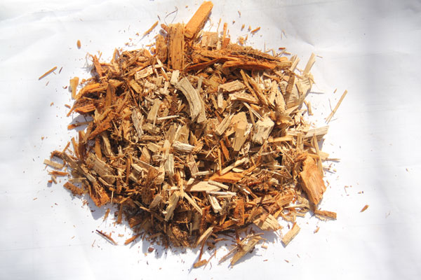 Bag Cedar Chips sample