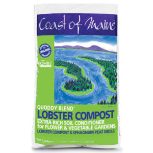Coast of Maine Quoddy Lobster Compost