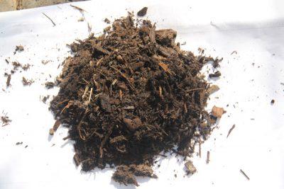 Bag Hardwood Mulch sample