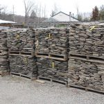 Pallets of Pennsylvania wallstone