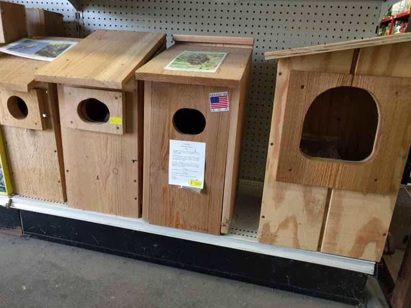 Large Bird Houses